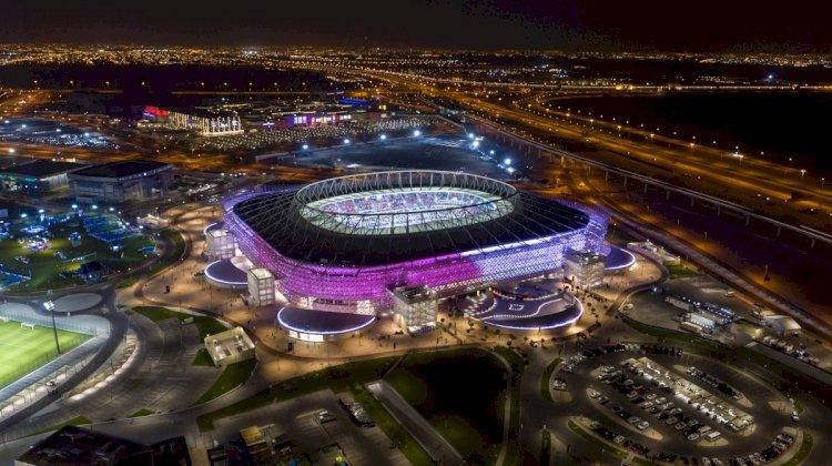 Qatar 2022: Ahmad Bin Ali Stadium in Al Rayyan unveiled to the world in spectacular launch