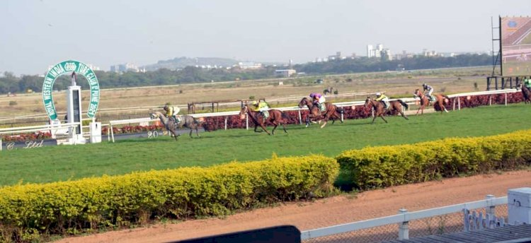Ashwa Bravo for Golconda Derby Stakes (Grade-I)