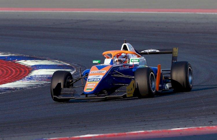 Jehan Daruvala clinches third position for Mumbai Falcons in Formula 3 Asian Championship