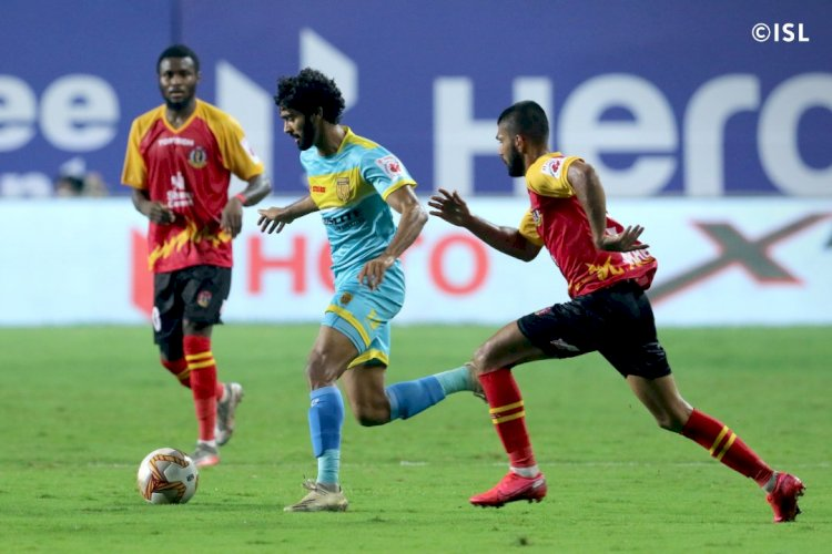Late Santana show puts SC East Bengal on the brink