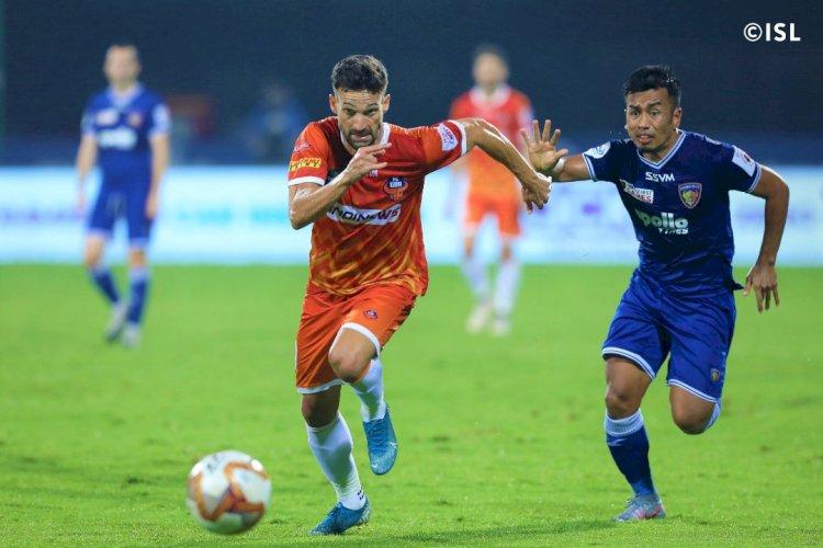 Pandita rescues Goa yet again as Gaurs hold Chennaiyin to a draw