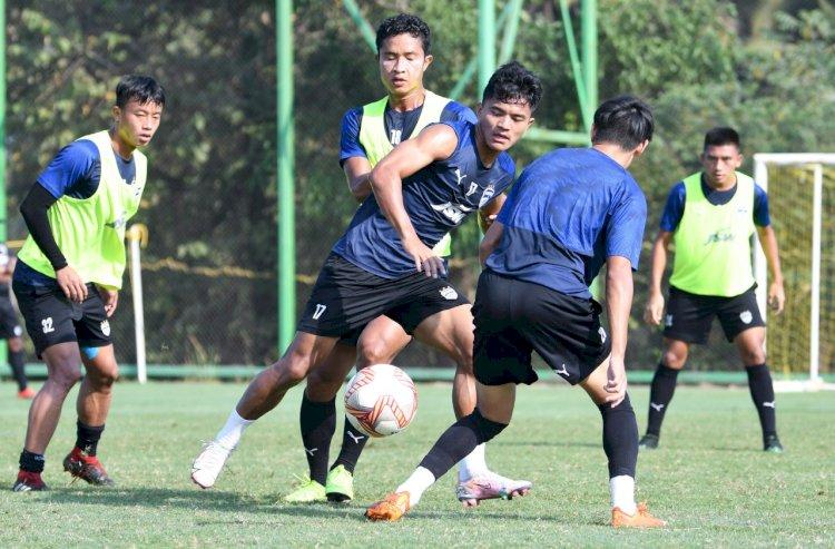 Blues visit Bambolim to take on Mumbai City FC