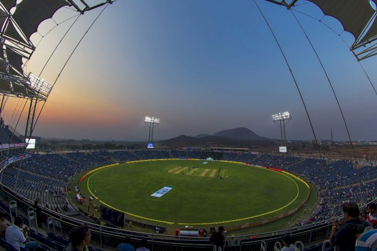MCA all set to host India England ODI's in March