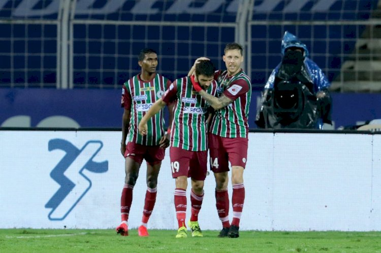 Bagan walks away with bragging rights in derby centenary
