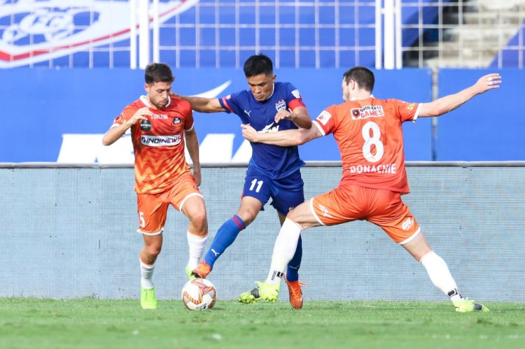 Bengaluru concede playoff race with defeat to FC Goa